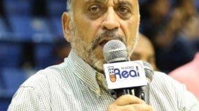 Fernando Teruel, un reconocido técnico, dirige la ABADINA. archivo