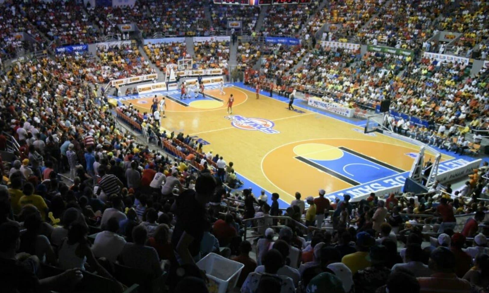 Metros de Santiago se coronan en torneo Liga Nacional de Baloncesto