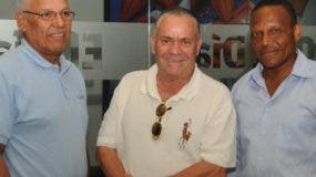Eduardo Cordero Recio, Oscar Pérez Carbonell y Ramón Valdez.