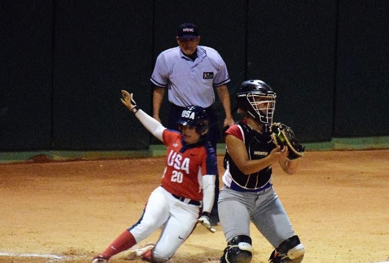 Cuba clasifica para los Play Off del Panamericano de Softbol femenino