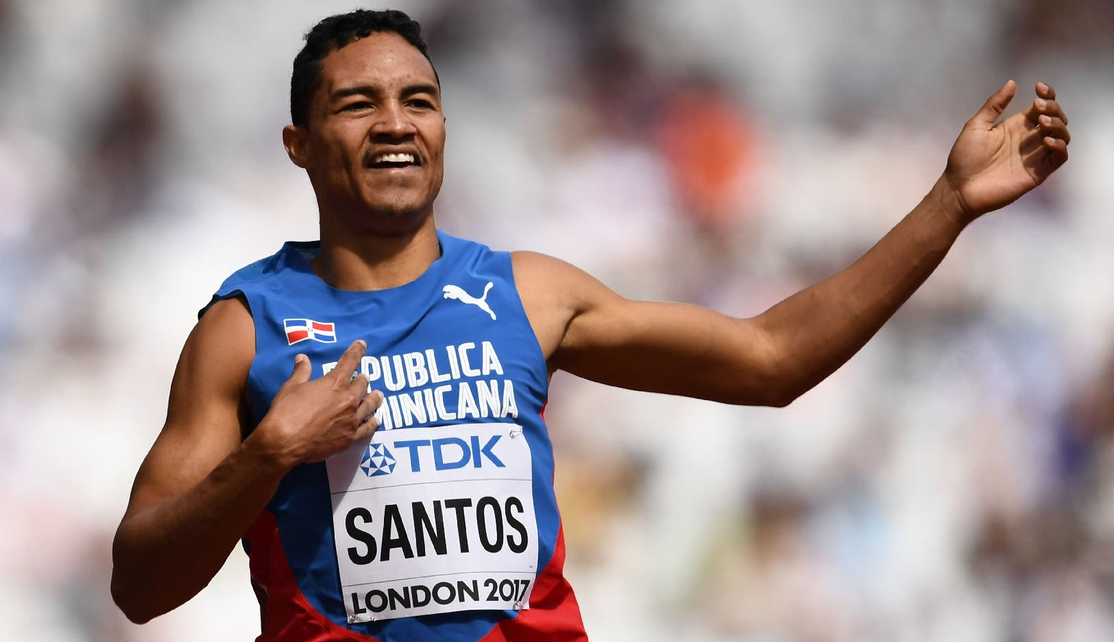 Juander Santos. Foto de archivo.