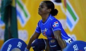 En su época de atleta, la petromacorisana Guillermina Candelario fue una de las mejores  del país.