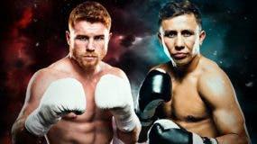 Canelo Àlvarez y Gennady Golovkin pelean el 16 de septiembre. ap