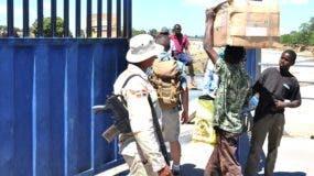 A lo largo de la frontera se realizan ilícitos cada día, siendo el contrabando uno de los principales.