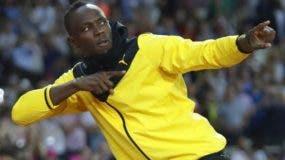El jamaiquino Usain Bolt ya no aparecerá en los escenarios. AP