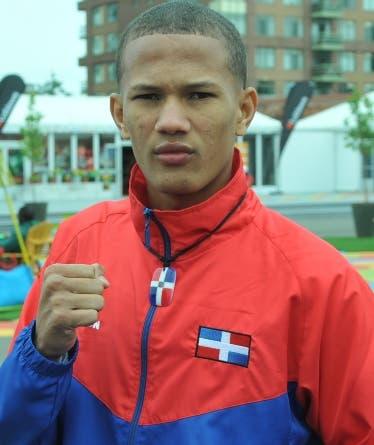 Leonel De los Santos: «Voy a darlo todo en el ring para darle medalla a mi país»
