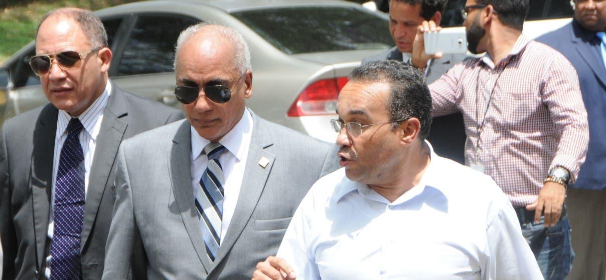 Miembros de la comisión que investiga la desaparición y posterior muerte de Emely Peguero.