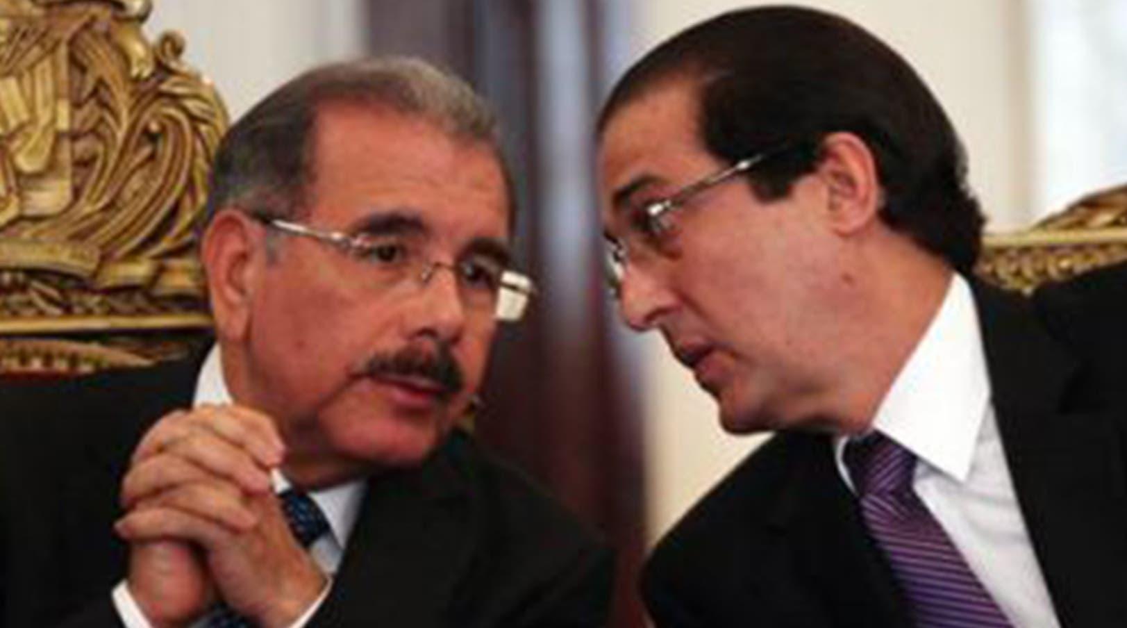 José Ramón Peralta dice que Danilo Medina no se reelegirá
