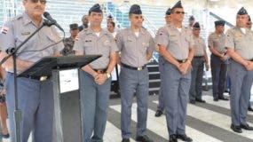 Nelson Peguero Paredes cumplió dos años al frente de la Policía.