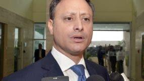Jean Alain Rodríguez. procurador general de la República.