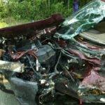 Los accidentes son una de las principales causa de muertes en República Dominicana.