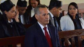 Alberto Holguín, exdirector de Inapa, estaba acusado de corrupción por el Ministerio Público.