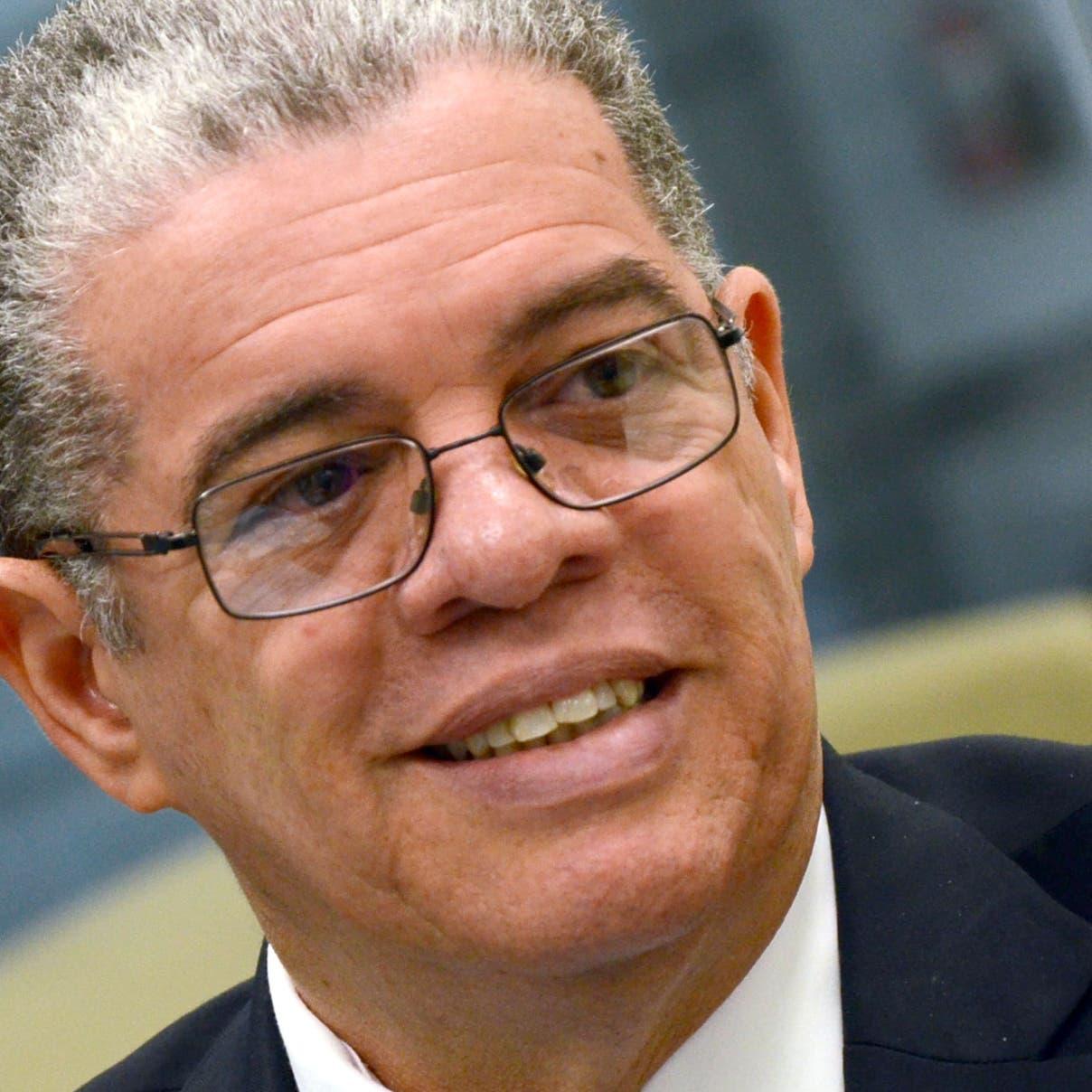 Carlos Amarante Baret entiende que el PLD debe ser un centro de debates de los temas sociales. JOSÉ DE LEÓN
