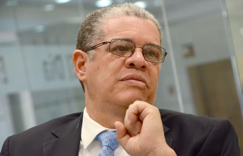 Carlos Amarante, precandidato  presidencial  PLD.