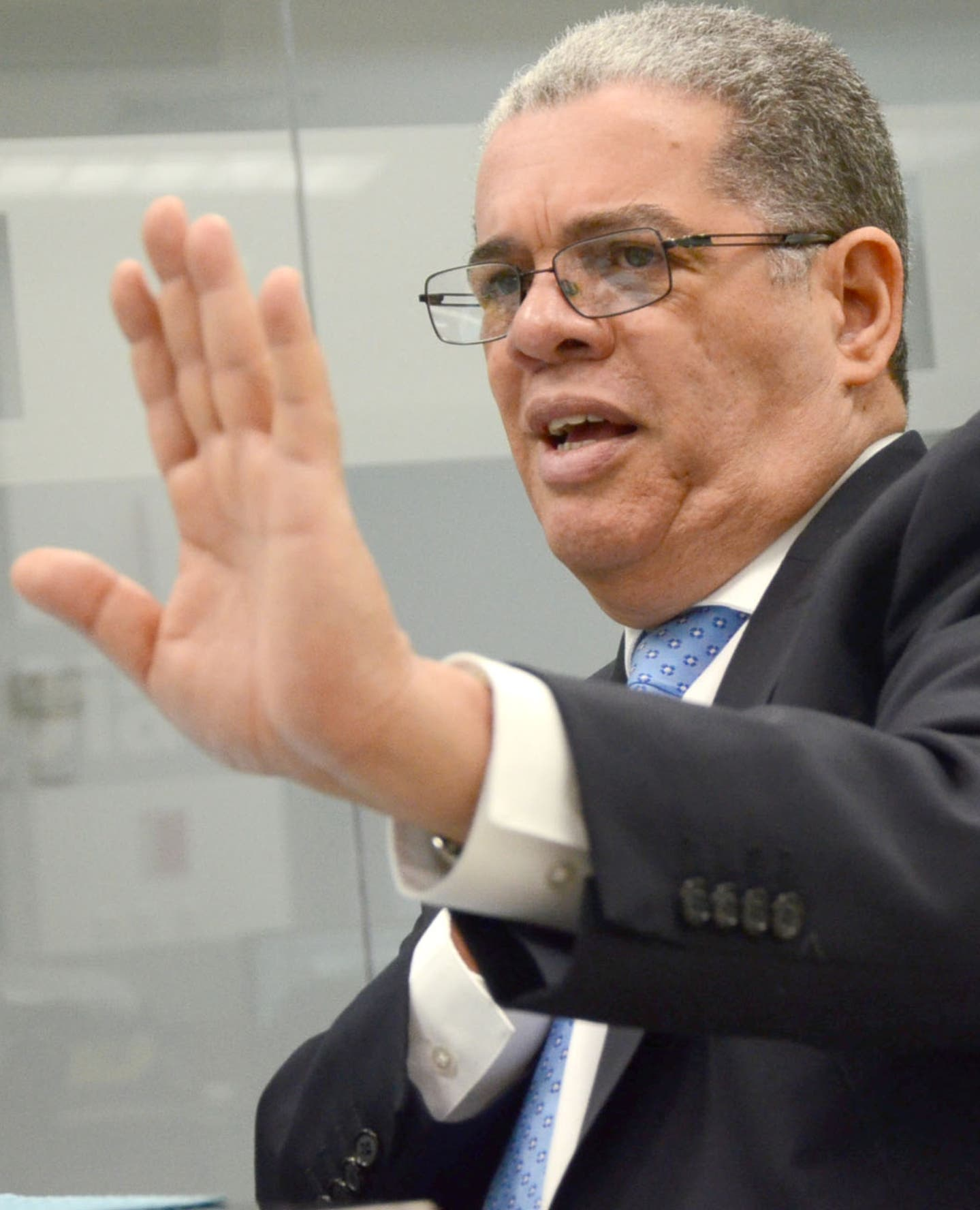 El Ministro de Interior y Policía advirtió que no habrá otra prórroga del Plan de Regularización. José de León
