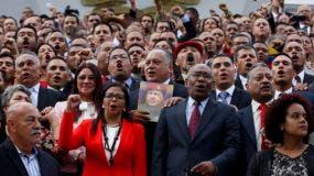 Miembros de la Asamblea Constituyente de Venezuela.