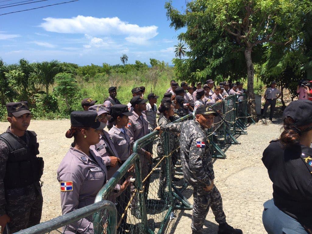 Marcha Verde se moviliza hoy en Punta Catalina; exigen salida de Odebrecht