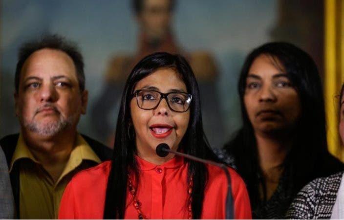 Venezuela no tiene cómo pagar comida tras decreto Trump, dice Constituyente