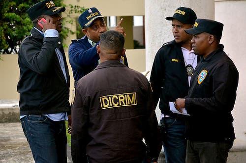 David Rodríguez García, un contratista de 40 años de edad, fa