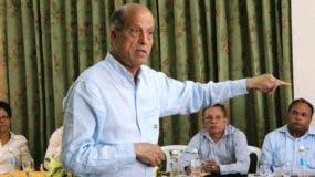 Max Puig, presidente de Alianza por la Democracia (APD).
