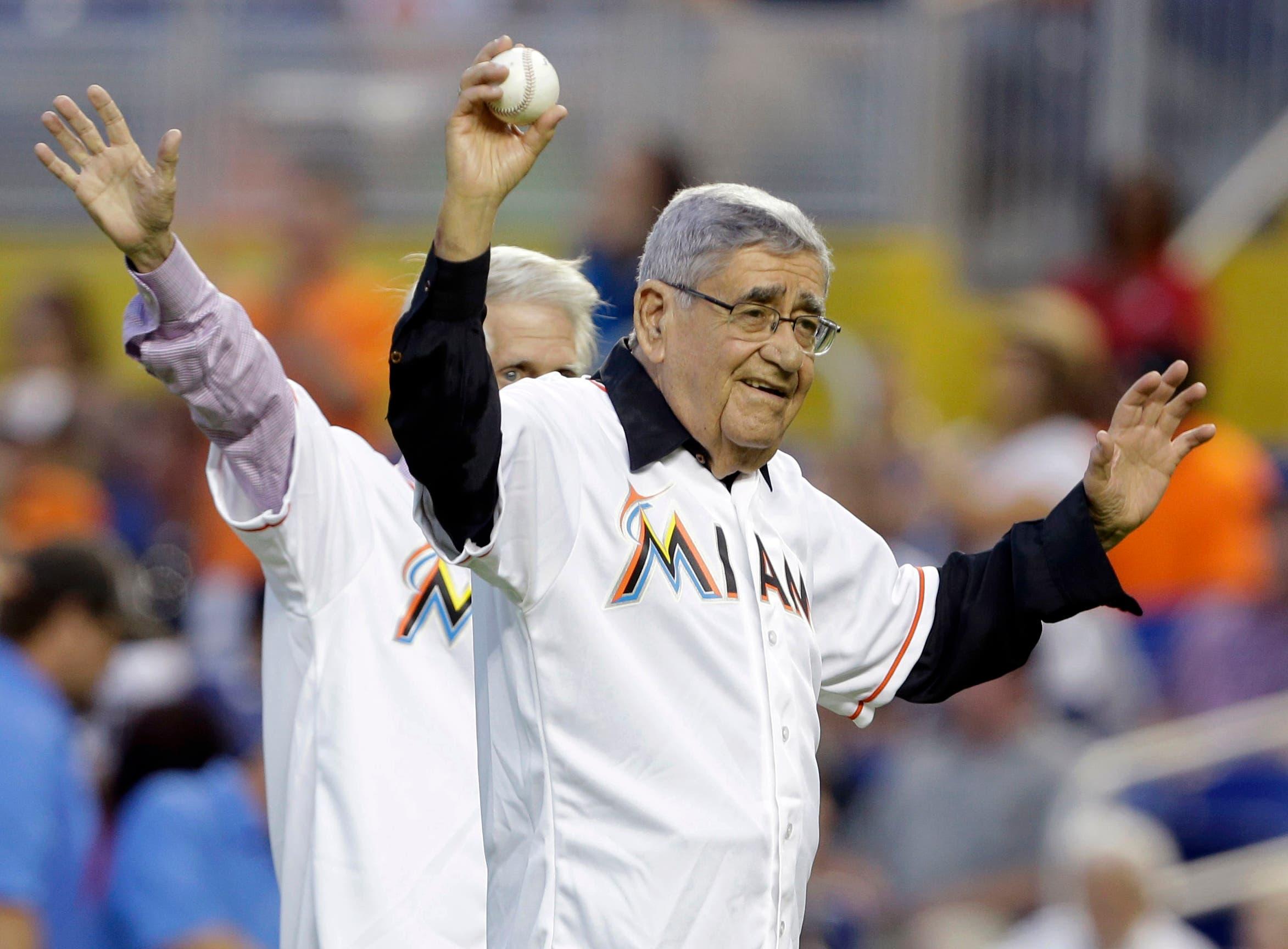 Murió el legendario Felo Ramírez, la voz cubana del béisbol