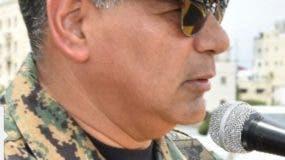 Teniente general Rubén Darío Paulino Sem, ministro de Defensa.