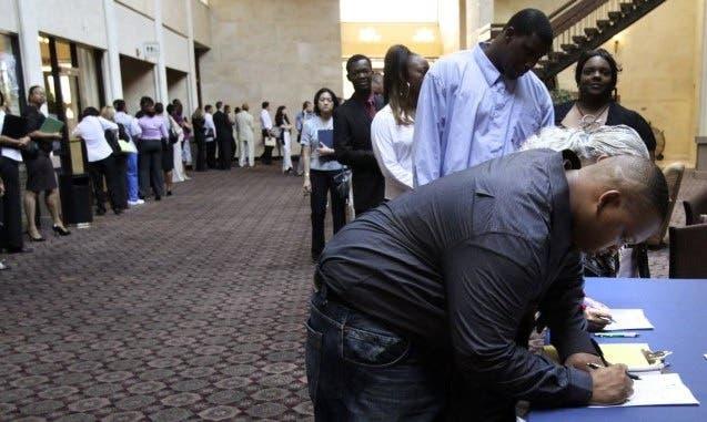 VENEZUELA: Solicitudes de subsidio por desempleo en EEUU suben a 244 mil