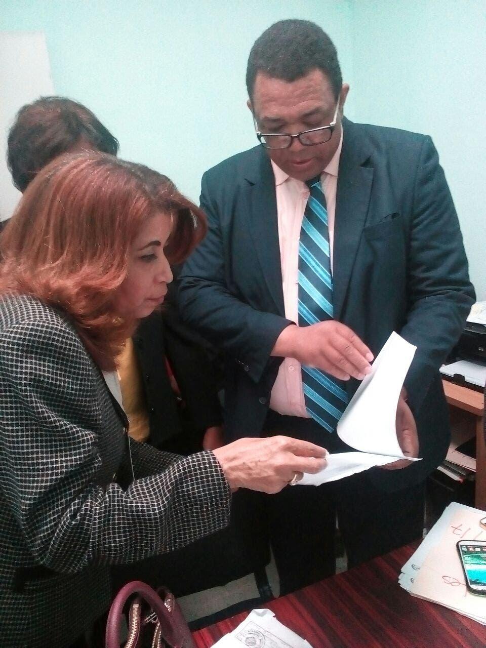 Director Moscoso Puello dice se han detectado irregularidades en libro de registro del Morgan