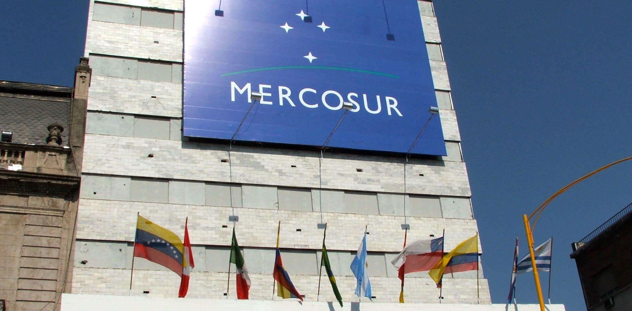 """Mercosur con """"trabajo por hacer"""" para firmar el TLC"""