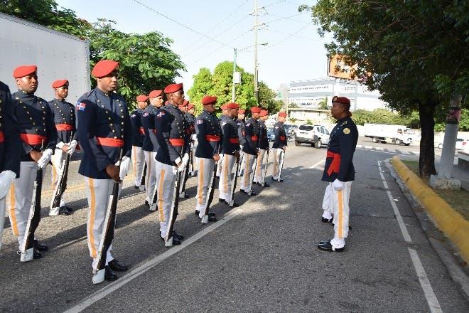 Fuerzas Armadas conmemoran 154 aniversario de la Restauración