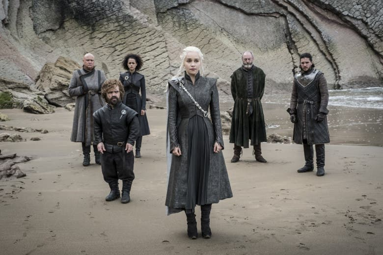 «Game of Thrones» recibe récord de 32 nominaciones al Emmy