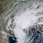 Después de verter las lluvias récord en Texas, la tormenta tropical Harvey hizo un segundo aterrizaje el 30 de agosto de 2017 para atacar a Louisiana, un estado que todavía lleva cicatrices profundas del Huracán Katrina del 2005.