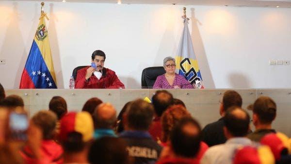 Maduro juramentará este miércoles a asambleístas de la Constituyente