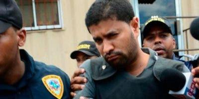 Elvin Taveras Durán está acusado de matar a martillazos al adolescente Fernelis Carrión. Foto de archivo.