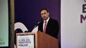 El procurador Jean Rodríguez dijo que la actividad forma parte del plan institucional, definido y pensado cuidadosamente para acercar al Ministerio Público a la comunidad.