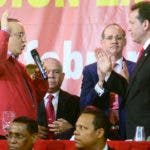 Quique Antún y Víctor Bisonó lideran los grupos en pugna.