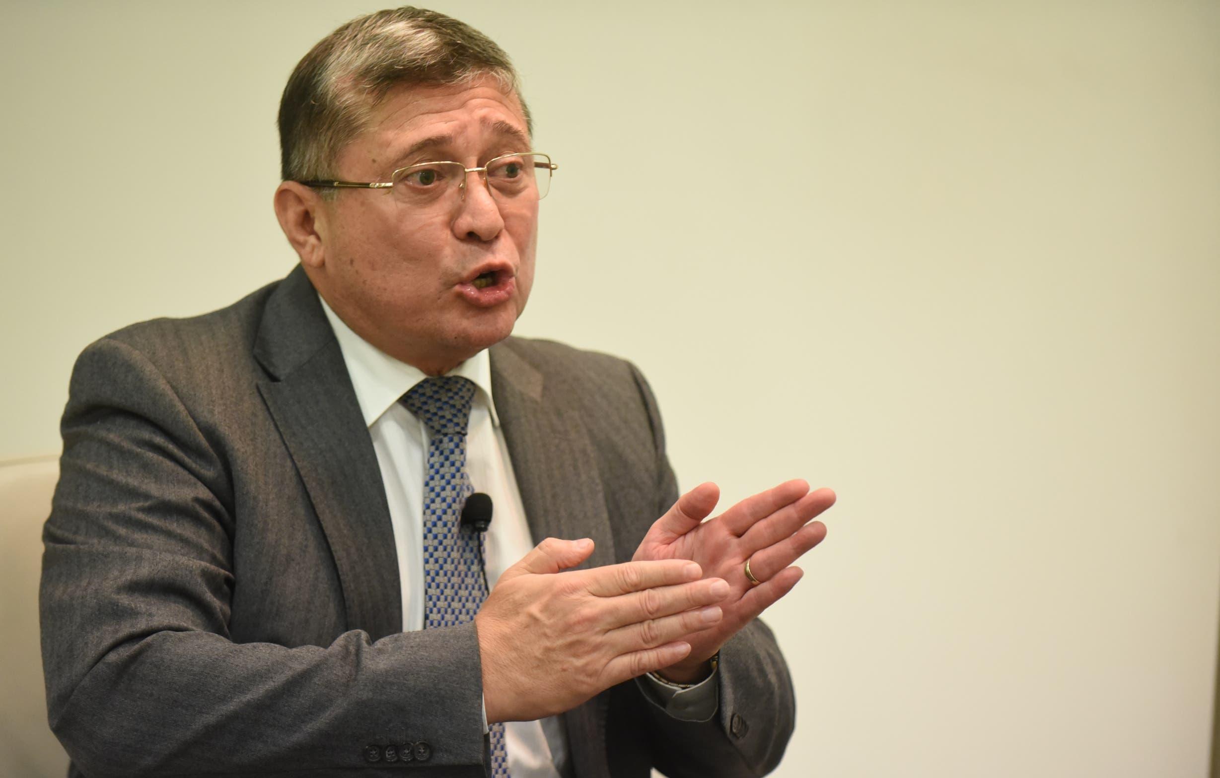 Alí de Jesús Uzcátegui, embajador de Venezuela en República Dominicana,