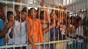 La mayor cantidad de los recluidos se encuentran  en el viejo sistema penitenciario del país.