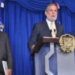 Luis Reyes, Roberto Rodríguez Marchena y Donald Guerrero.
