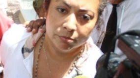Marlin Martínez fue apresada y enviada a cárcel por complicidad.