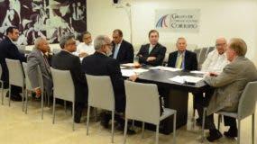 Miembros de la Sociedad Dominicana de Diarios celebraron su asamblea ordinaria de este año.