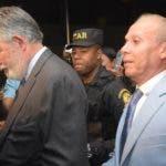 Ángel Rondón y Víctor Díaz Rúa dos de los siete acusados por el caso Odebrecht.