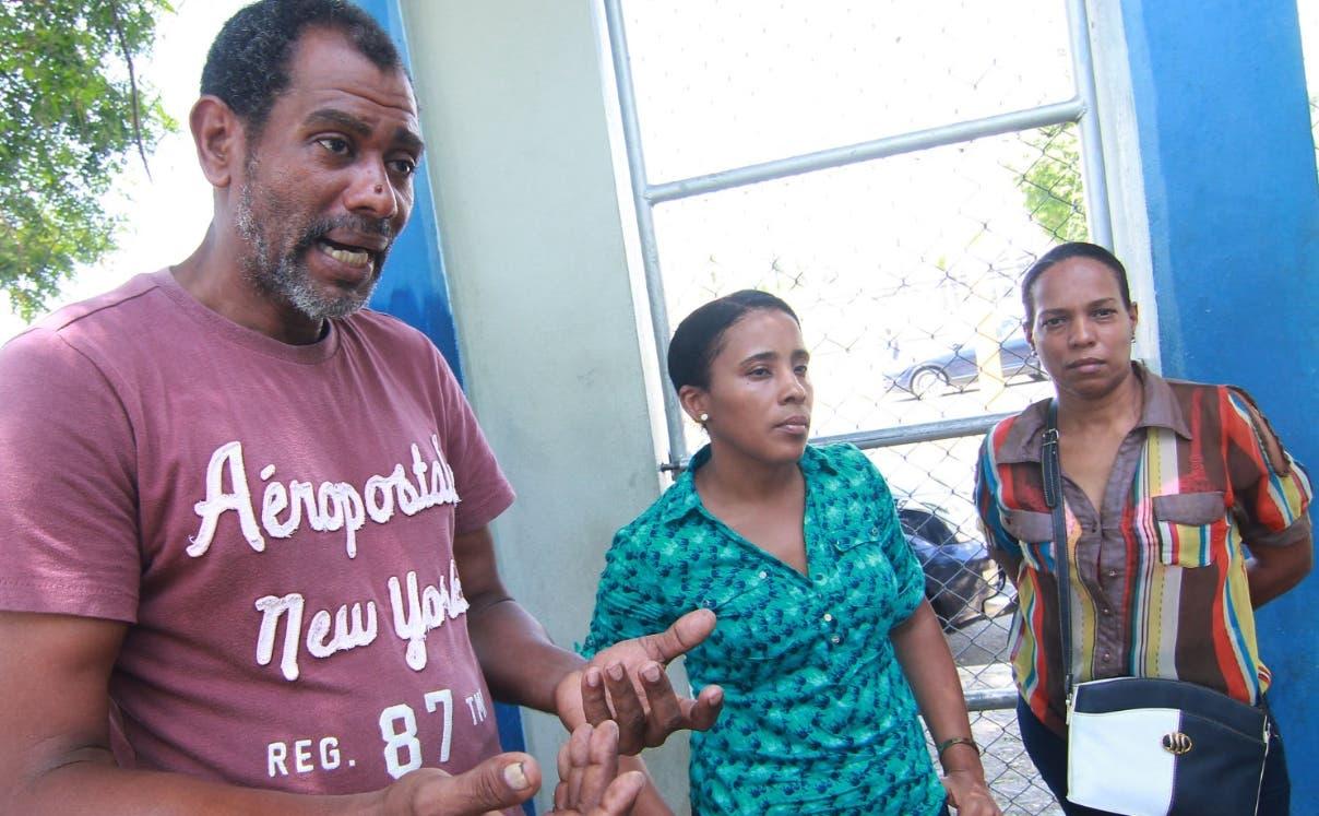 Padres de jóvenes acompañaban a Kimberly dijeron lamentar lo sucedido con su vecina.