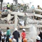 En Ciudad de México, así como en los estados  de Morelos y Puebla,  prosiguen  labores de rescate.