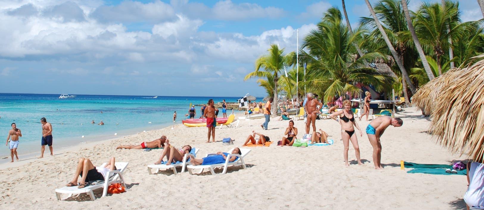 En el año 2016 la llegada de turistas al país creció en un 6.4 %, según datos oficiales.