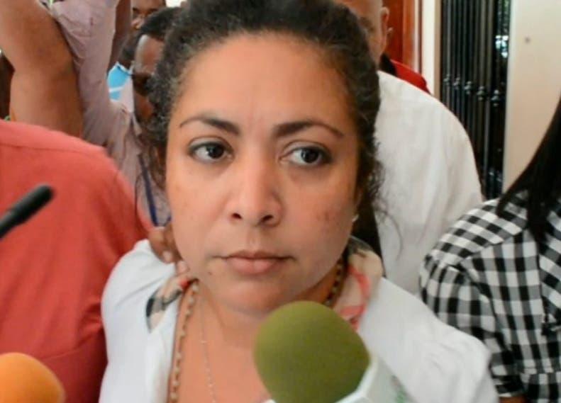 Marlin Martínez es imputada por el Ministerio Público.