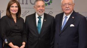 Circe Almánzar, Campos de Moya y Narciso Isa Conde.