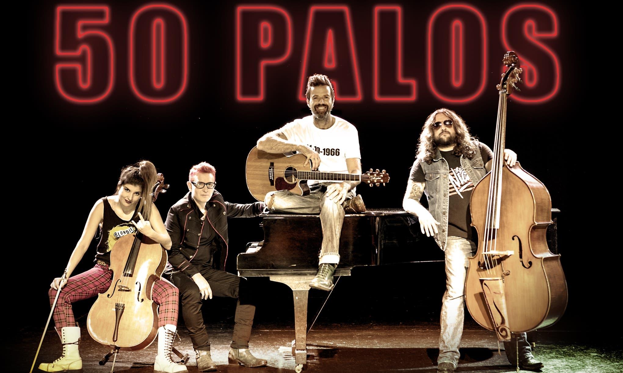 Pau Donés,  quien esstá celebrando sus 50 años de vida y 20 de su agrupación Jarabe de Palo, traerá un concierto memorable para todos sus seguidores.