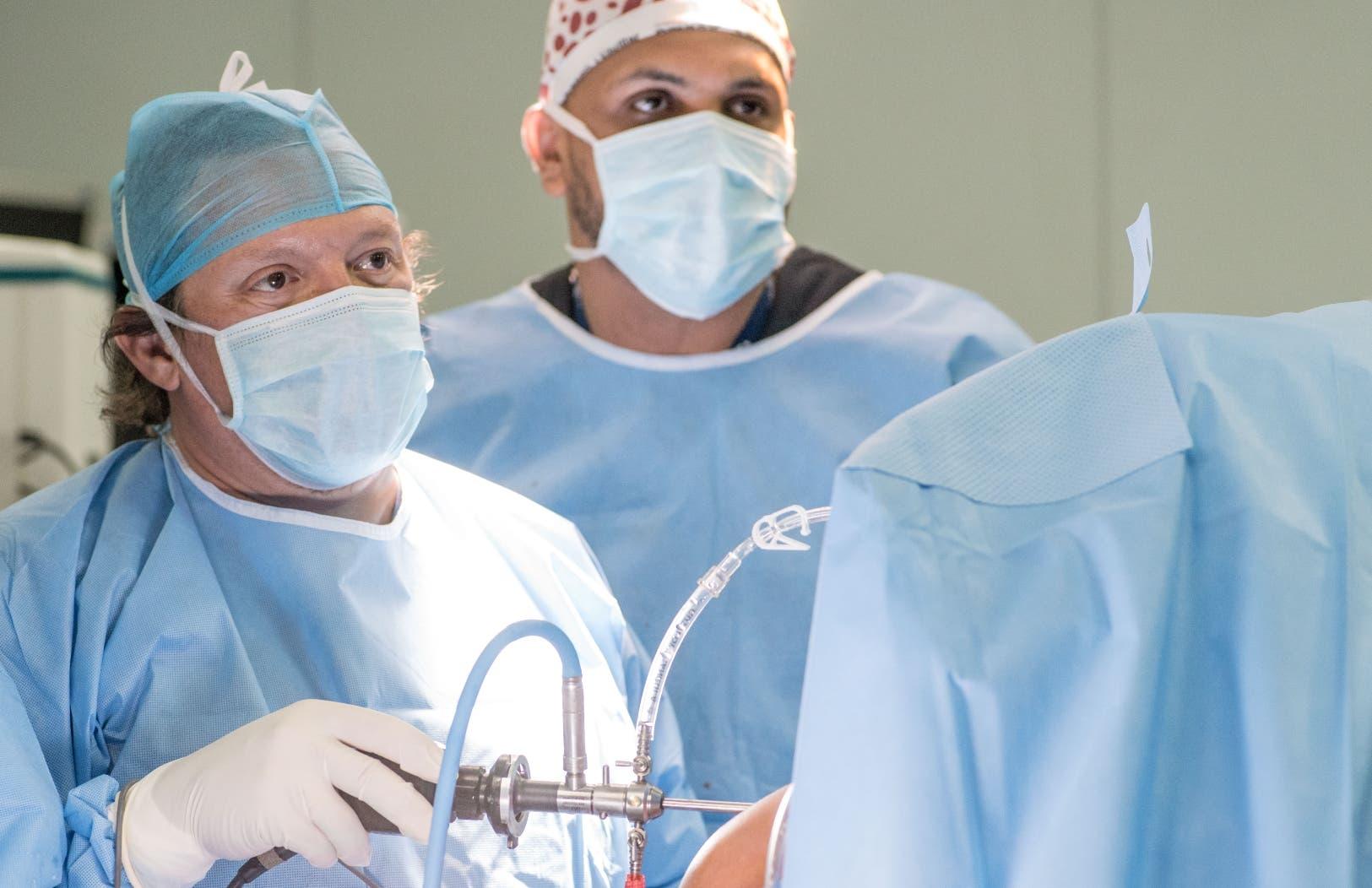 El galeno dijo que no siempre la prueba de imagen o la clínica  es similar a lo encontrado en la observación directa.