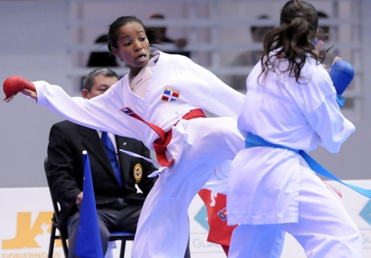 Ana Villanueva se prepara para un combate en Alemania.